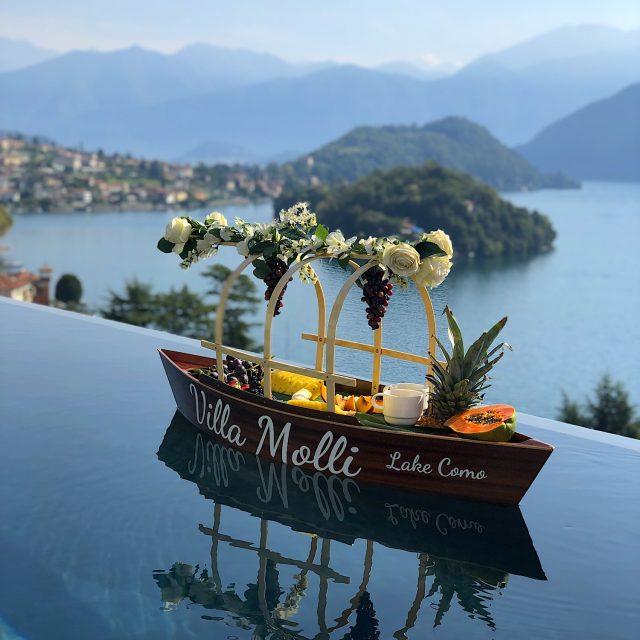 Villa Molli Breakfast Lucia