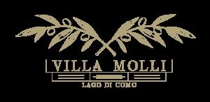 Villa Molli Logo Beige